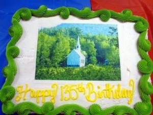 LWC 135 cake